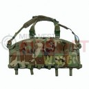 JUST Large Chest Pouches Rig (Woodland Camo)