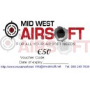 Mid West Airsoft Voucher €50