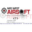 Mid West Airsoft Voucher €75