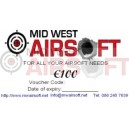 Mid West Airsoft Voucher €100